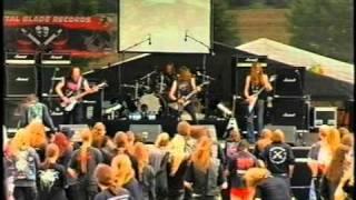 Hypnosia Traumatic Suffering (Live 2001)