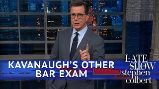 Brett Kavanaugh's Very Stereotypical '80s Bar Fight