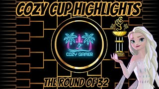 Cozy Cup Highlights: The ROUND of 32   Disney Sorcerer's Arena