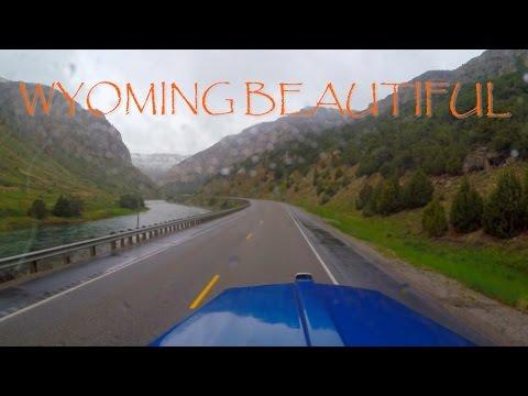Time Lapse Thursday  -  Wyoming Beautiful