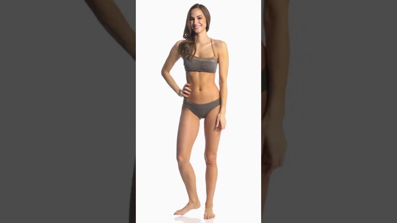 63cfe3dc0438d Prana Makoa Bikini Top | SwimOutlet.com - YouTube