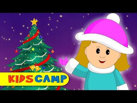 O Christmas Tree | Christmas Carol | Christmas Song For Children By KidsCamp