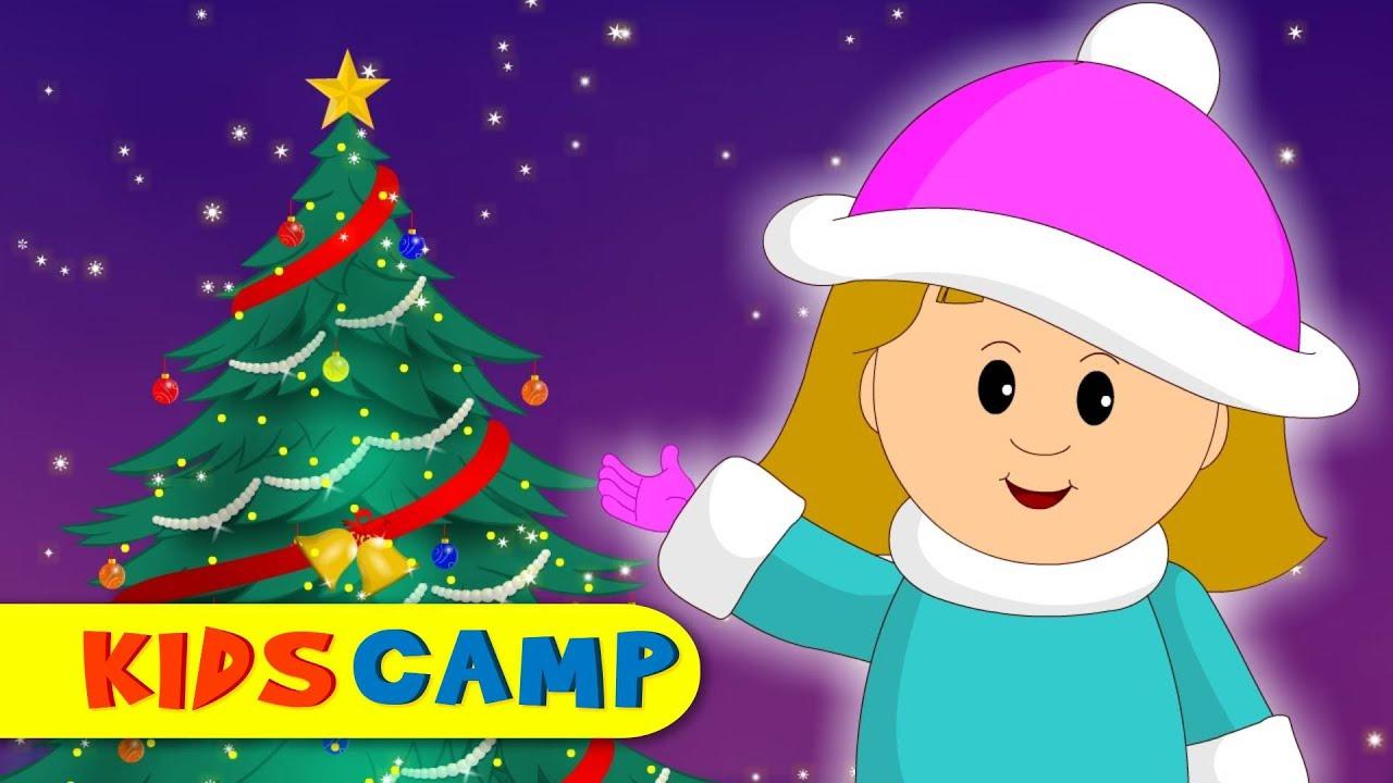 o christmas tree cartoon