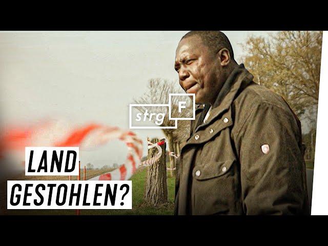 Experiment: Afrikaner enteignet deutsches Dorf | STRG_F