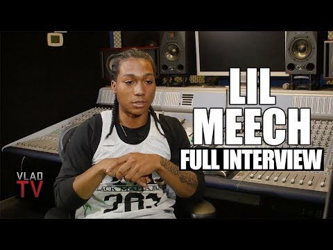 Lil Meech on Growing Up with Father Big Meech, BMF TV Series Full