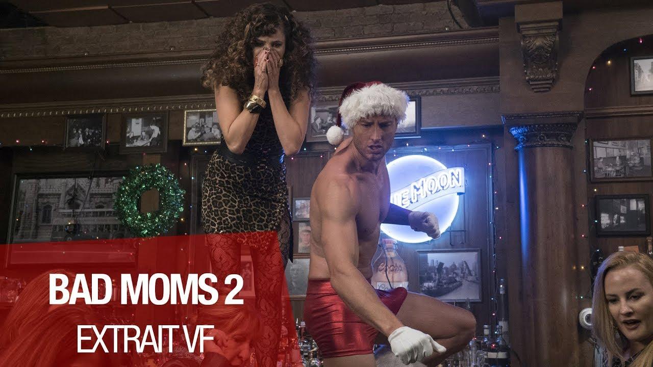 """BAD MOMS 2 - Extrait """"Rencard avec le père Noël"""" - VF"""