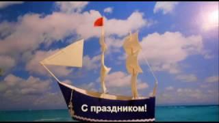 Кораблик из бумаги своими руками, мастер класс
