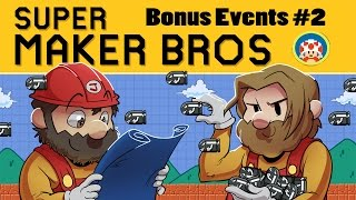 Super Maker Bros. - Bonus Events #2