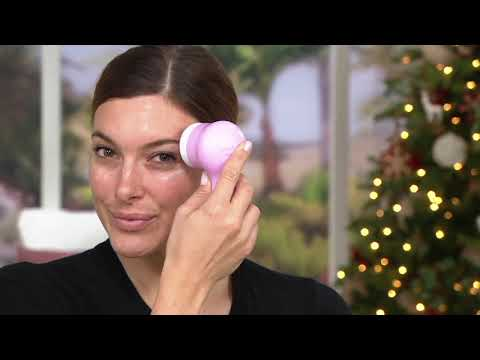 Clarisonic Mia Smart Facial Cleansing Uplift & Firming Set On QVC