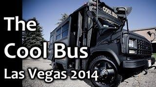 The Cool Bus - Party on Wheels! - Insane Rockford Fosgate sound system! Las Vegas
