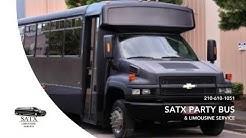 Party Bus San Antonio / 210-610-1051