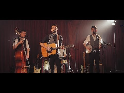 The Lion Men - Mumford / Festival Style Party Band