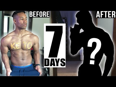 i tried KETO DIET for 7 Days and this Happened...