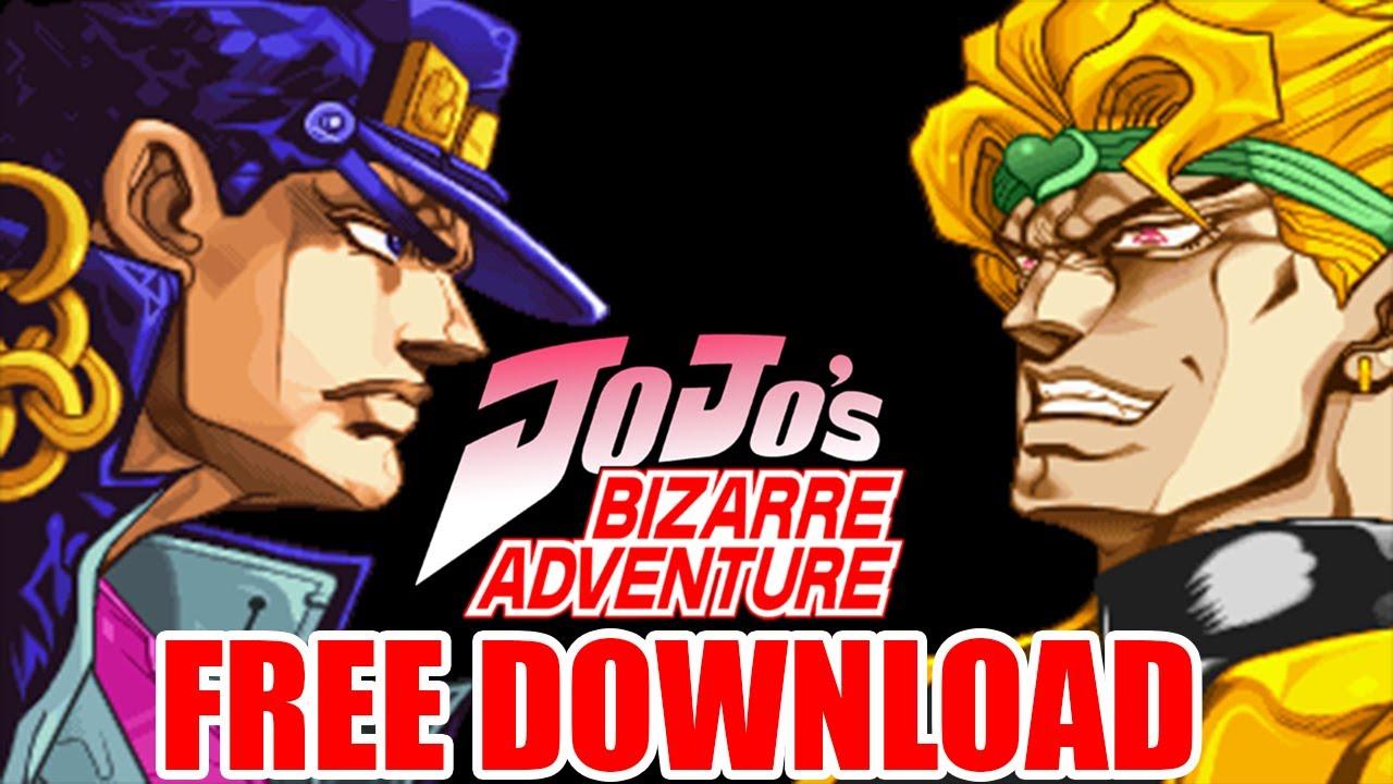 JoJo's Bizarre Adventure Tag Team MUGEN (FREE DOWNLOAD) #JoJo #Download