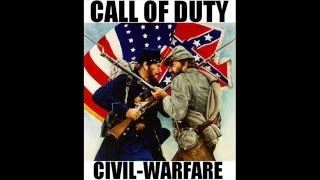 What-If Call Of Duty:The American Civil War 1860-1865