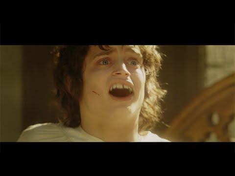 Frodo waking up