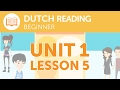 Dutch Reading for Beginners - A Dutch Offer You Can't Refuse!