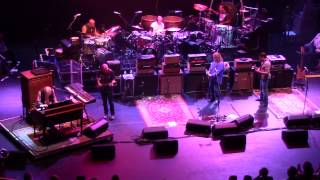 Alman Brothers Band - Beacon Theater 10/24/14 Whipping Post - Circle
