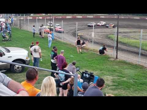 Peoria Speedway street stock feature