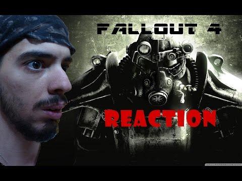 REACTION FALLOUT 4 (LOOOOLAZO)