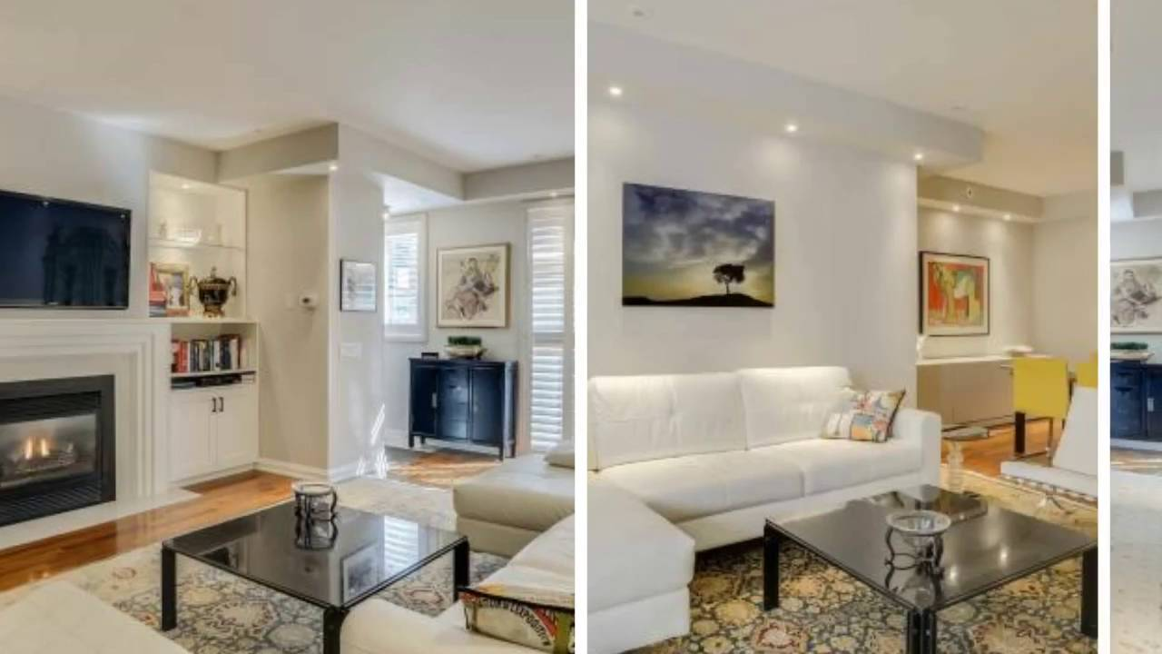 34A McMurrich Street, 2 Bedroom Townhouse Condo In Yorkville, Annex Toronto