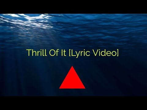 Siine - Thrill Of It ft Frank Moody [Special Lyric Video]