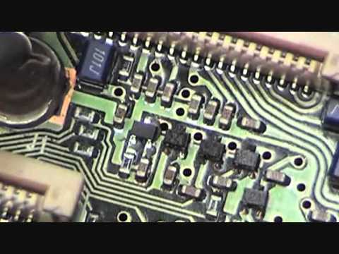 ICOM IC-706 Filter Board HAM Radio Repair