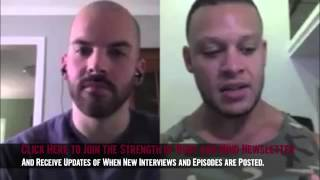 4 Layers Of Strength, Breathing Into Your Balls, Gut Health, Why Front Squat, With Elliott Hulse