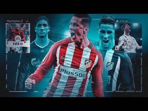 EL ANTES Y DESPUES DE FERNANDO TORRES HASTA FIFA 18 ULTIMATE TEAM