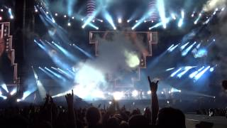 MUSE - Almost Full Concert - Estadio Olímpico Lluís Companys Barcelona Spain 07-06-2013 HD 1080p