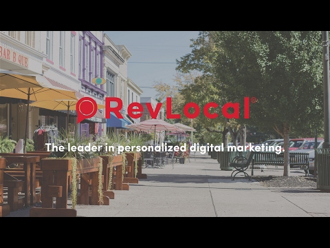 RevLocal, The Leader In Personalized Digital Marketing