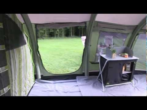 & Outwell Smart Air Inflatable Tents from Campingworld.co.uk - YouTube