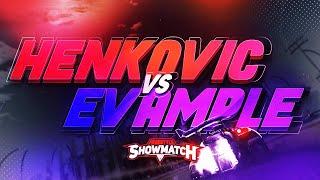 Evample vs Henkovic - Freestyle 1v1 | Rocket League