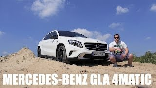 (ENG) Mercedes-Benz GLA 200 CDI 4MATIC - Test Drive and Review Video