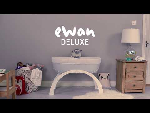 ewan Deluxe | shushing sleep sheep | help your baby sleep