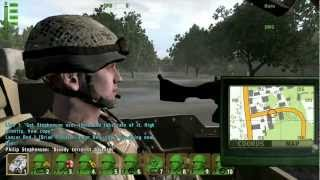 LetsPlay ARMA II: British Armed Forces Part 2: I all most got it....BOOOM!!!