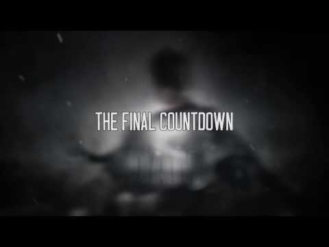Van Canto - The Final Countdown (Lyric Video)
