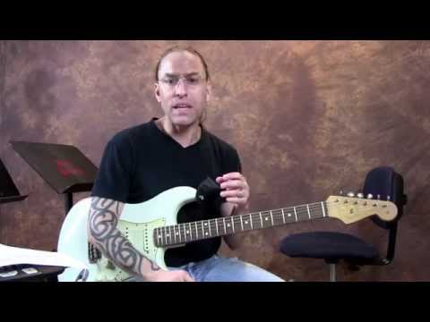 Steve Stine Guitar Lesson - Learn How to Play Still the One by Orleans part 1