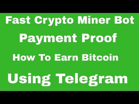 bitcoin mining bot telegram legit 2021 d serijos akcijų pasirinkimo sandoriai