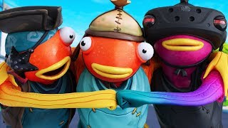 THE FISHSTICK BROTHERS! (Fortnite Story)