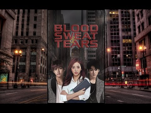Blood Sweat & Tears - Wattpad Trailer (BTS & BLACKPINK Fanfiction)