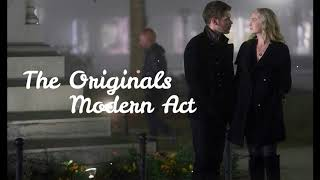 The Originals 5x12 Music - || Cloud Nothings - Modern Act ||