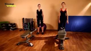 Лучшее видео с упражнениями на мышцы рук и груди!(Хотите быстро прокачать руки и увеличить грудь? Лучшее видео с упражнениями на укрепление мышц рук и груди!..., 2012-05-18T18:03:03.000Z)