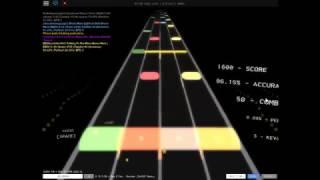 ROBLOX Rhythm Track Alpha - Meg & Dia - Monster (Dot EXE Remix)