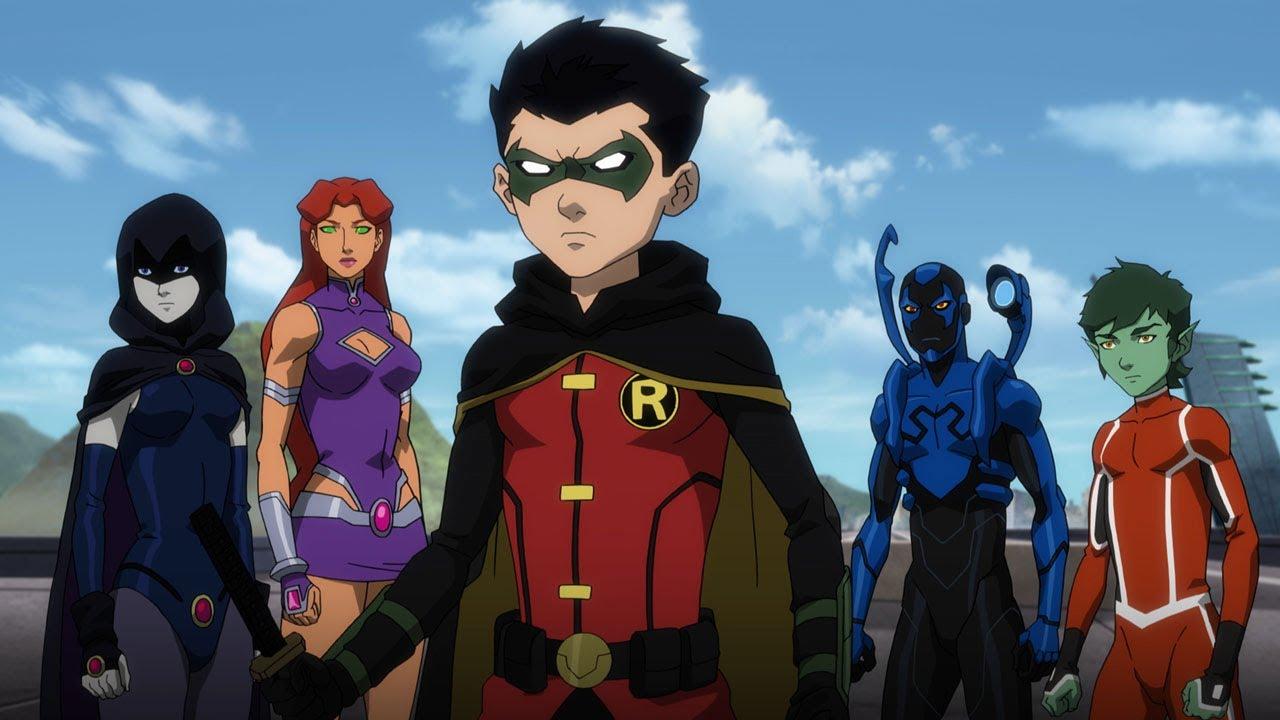 Download Justice League vs Teen Titans - AMV Short
