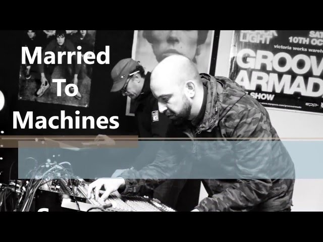 Married To Machines New Channel  (BGR & Nafro) Techno & Deep House