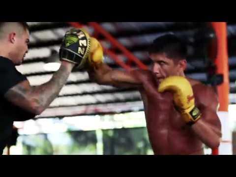 """The Swiss Samurai"" Yasubey Enomoto training for Fights Night Global 84"
