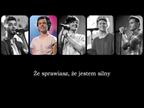 One Direction - Strong Tłumaczenie PL