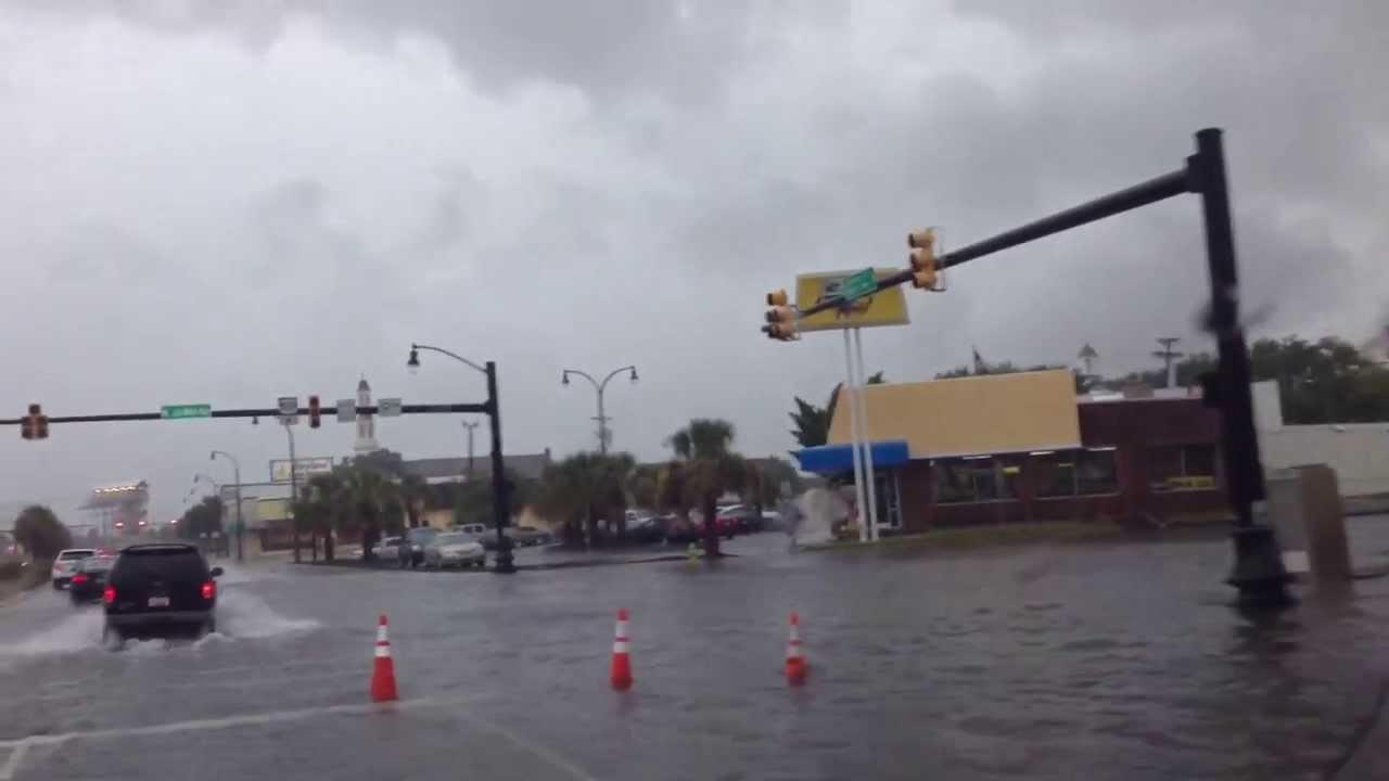 Flood Myrtle Beach