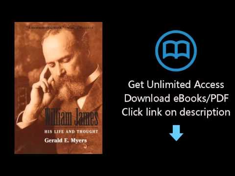 Download William James: His Life and Thought PDF